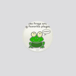 frog-plague Mini Button