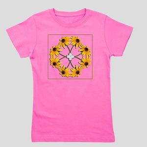 BlackEyedSusans_t-shirt Girl's Tee