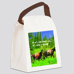 justhorse Canvas Lunch Bag