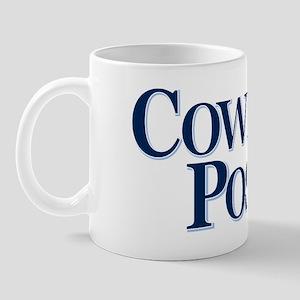 Cowbell_Posse_Logo_Stacked_rev Mug