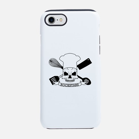 Chefs are culinary and the kit iPhone 7 Tough Case