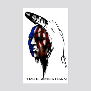 american1 Sticker (Rectangle)