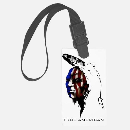 american1 Luggage Tag