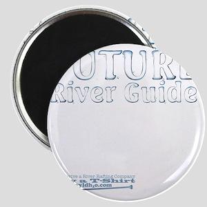 Future River Guide boy Magnet