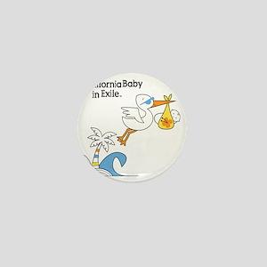 california_exile Mini Button