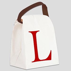 l Canvas Lunch Bag