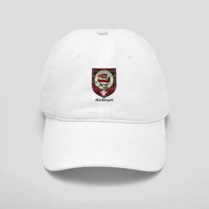 MacDougall Clan Crest Tartan Cap