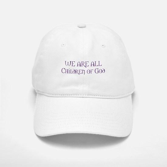 Children of God Baseball Baseball Cap