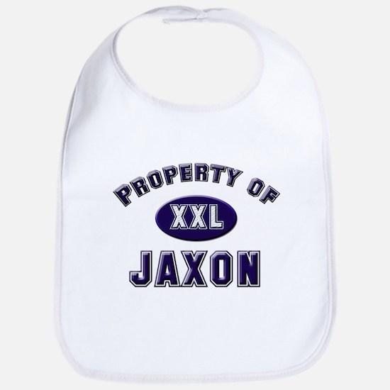 Property of jaxon Bib