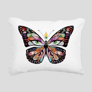butter Rectangular Canvas Pillow