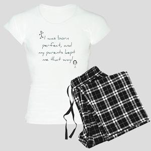 Born Perfect Women's Light Pajamas