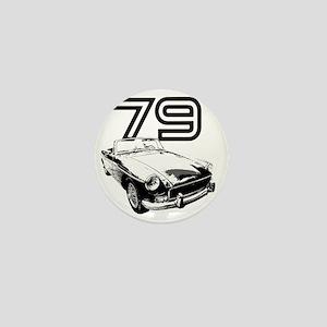 MG 1979 copy Mini Button
