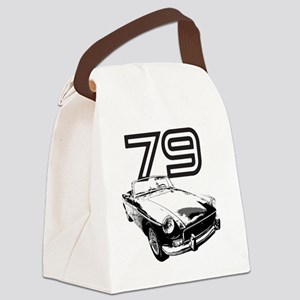 MG 1979 copy Canvas Lunch Bag