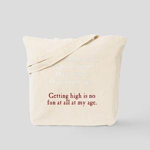 getting-high3 Tote Bag