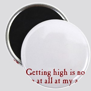 getting-high3 Magnet