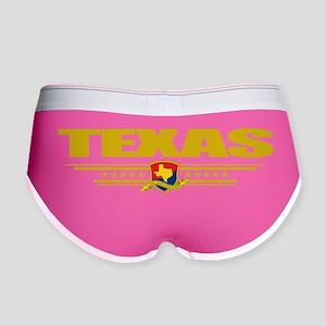 Texas (Flag 10) pocket Women's Boy Brief