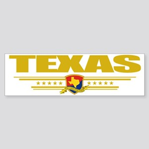 Texas (Flag 10) pocket Sticker (Bumper)