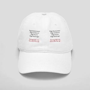 getting-high_mug2 Cap