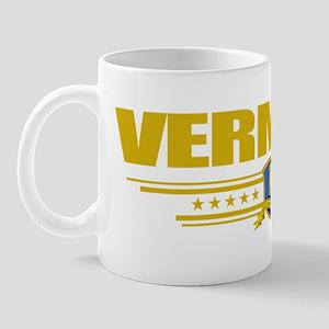 Vermont (Flag 10) pocket Mug