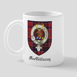 MacGillivray Clan Crest Tartan Mug