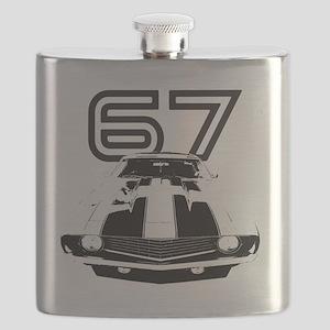 Camaro 1967 copy Flask