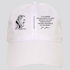Pio White Mug w Sig - Earth Mass Sun Cap