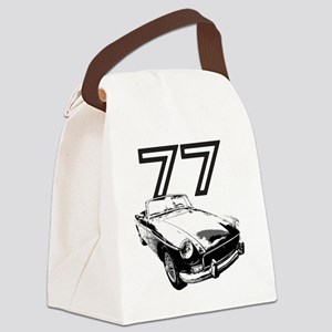 MG 1977 copy Canvas Lunch Bag