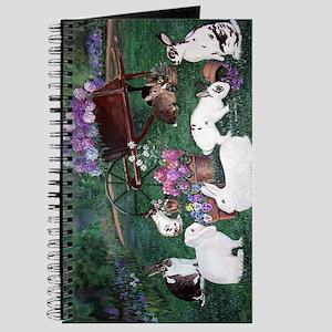 Picnic Bunnies Journal