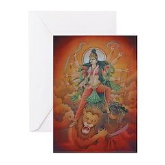 Durga Card (Pk of 10)