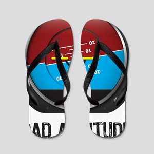 BadAttitude Flip Flops