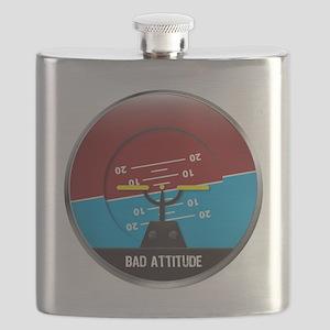 BadAttitude_circle Flask