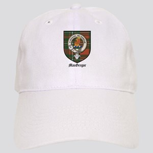 MacGregor Clan Crest Tartan Cap