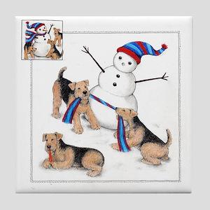 snowmandales.img005 Tile Coaster