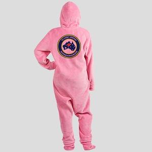 FC-Casey-Station-Australia-shield Footed Pajamas