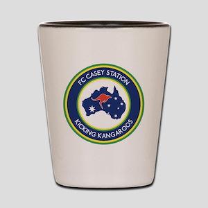 FC-Casey-Station-Australia-shield Shot Glass