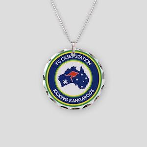 FC-Casey-Station-Australia-s Necklace Circle Charm