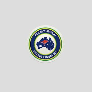 FC-Casey-Station-Australia-shield Mini Button
