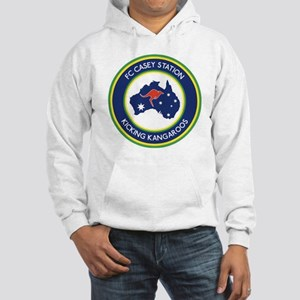 FC-Casey-Station-Australia-shiel Hooded Sweatshirt
