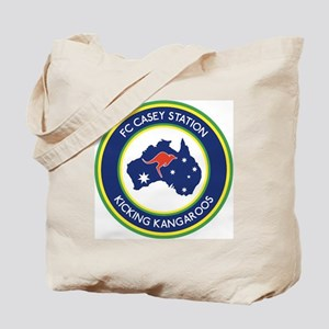FC-Casey-Station-Australia-shield Tote Bag