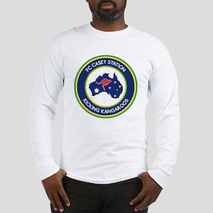 FC-Casey-Station-Australia-shi Long Sleeve T-Shirt
