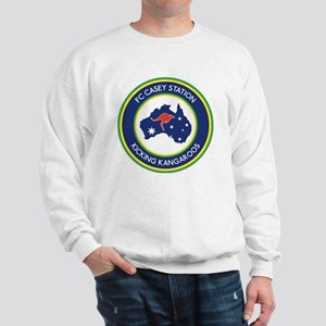FC-Casey-Station-Australia-shield Sweatshirt