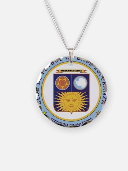 CF Base Esperanza shield Necklace