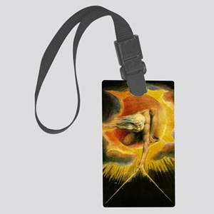 Ancient of Days Large Luggage Tag