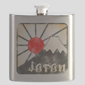 Mt fuji Flask