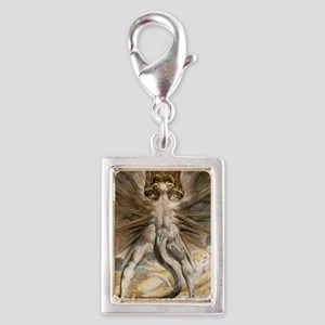 The Great Red Dragon Silver Portrait Charm
