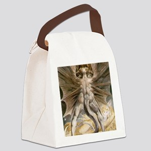 The Great Red Dragon Canvas Lunch Bag