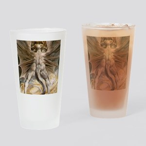The Great Red Dragon Drinking Glass