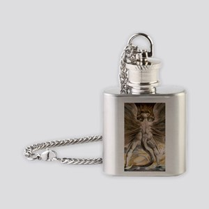 The Great Red Dragon Flask Necklace