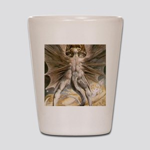 The Great Red Dragon Shot Glass