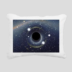 BH_LMC Rectangular Canvas Pillow